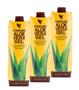 Trójpak | 3 x Forever Aloe Vera Gel™ | Aloes do Picia